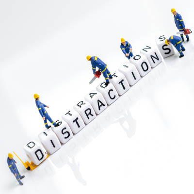 Tip of the Week: How to Identify and Address Workplace Distractions